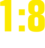 1:8 Occupational Density